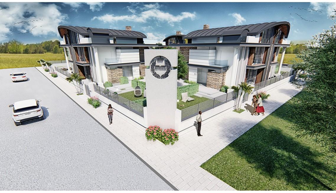 Mercanport Yalı Villaları Projesi