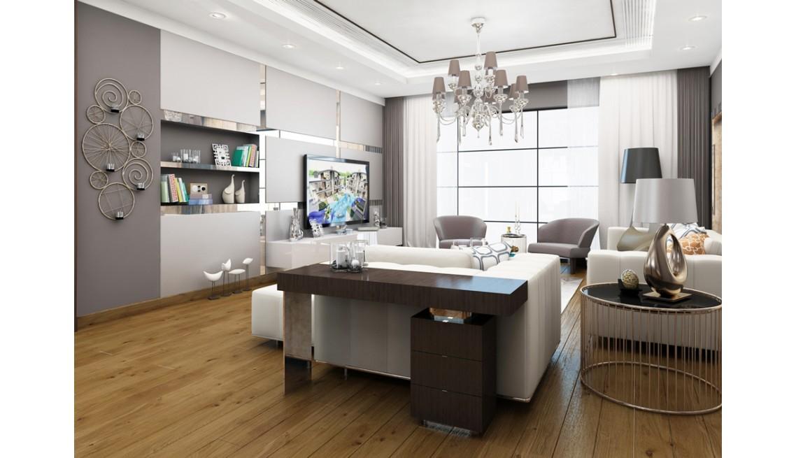 Mercanport 5+1 300 m2 Villalar