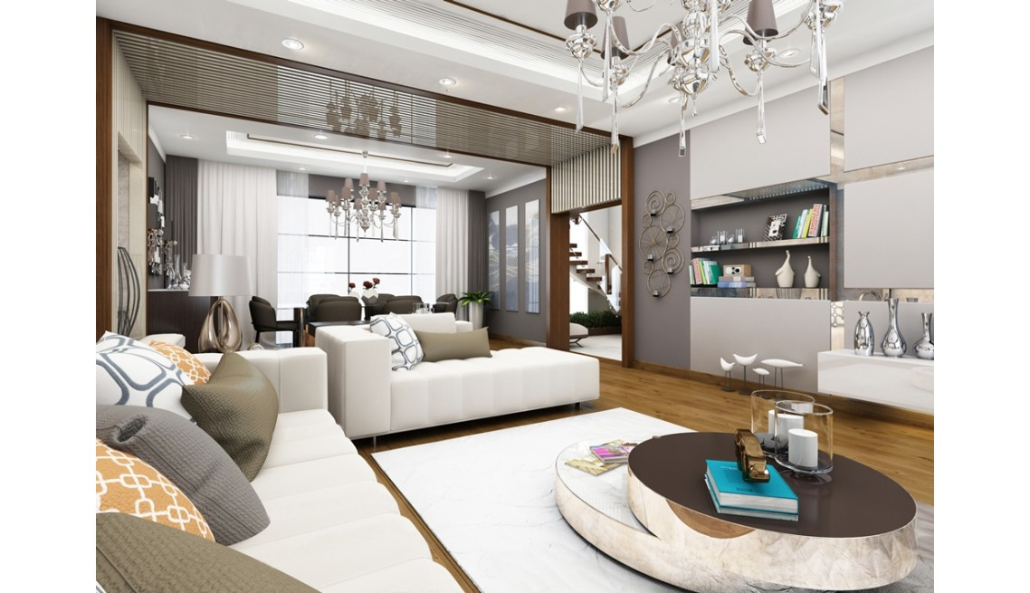 Mercanport 4+1 270 m2 Villalar